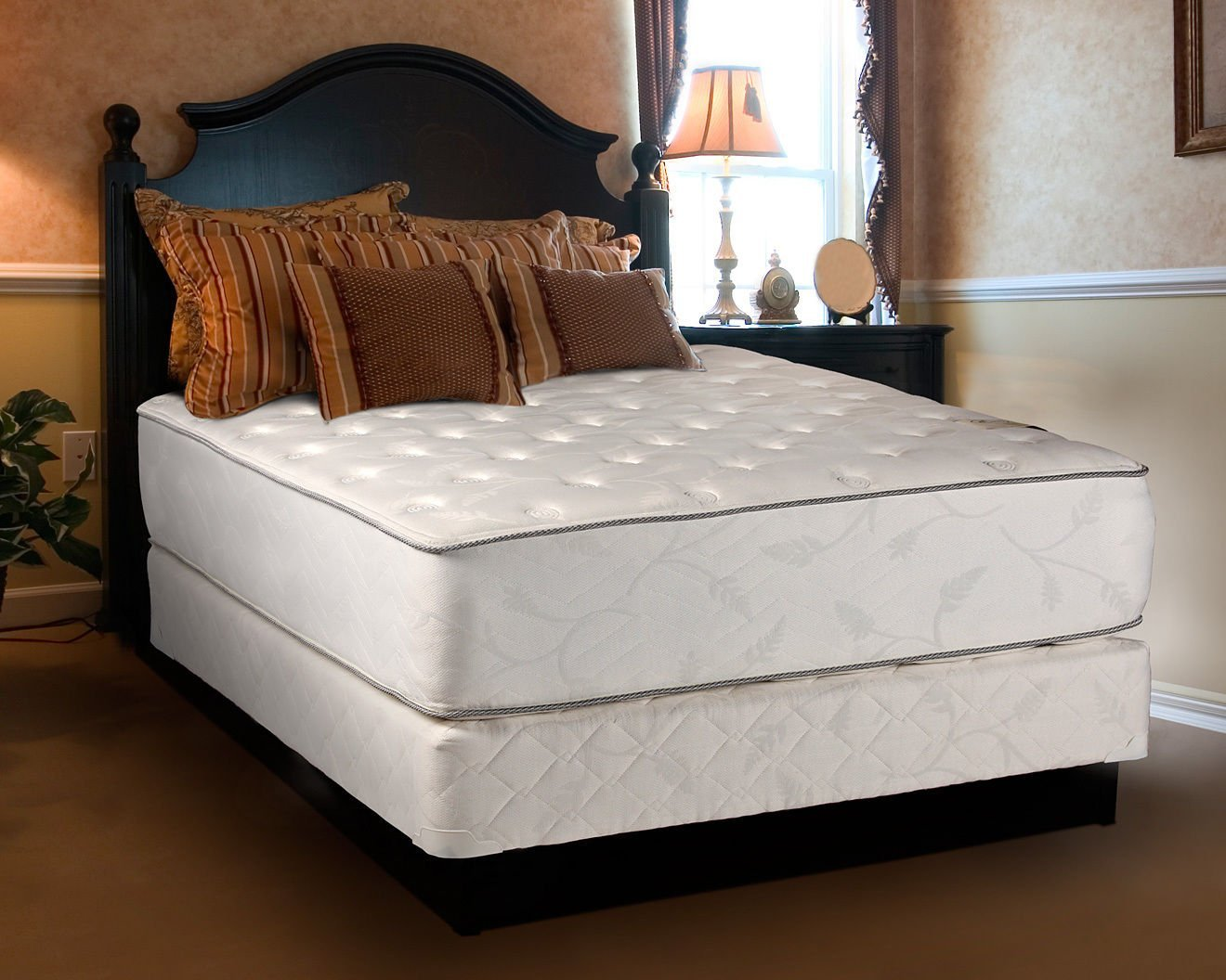 Exceptional Plush 12 Quot Height Double Sided Mattress